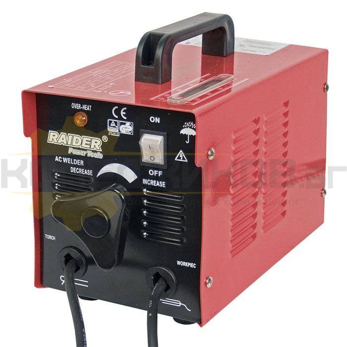 Електрожен RAIDER RD-WM17 - 1