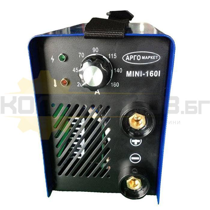 Инверторен електрожен MINI 160 - 1