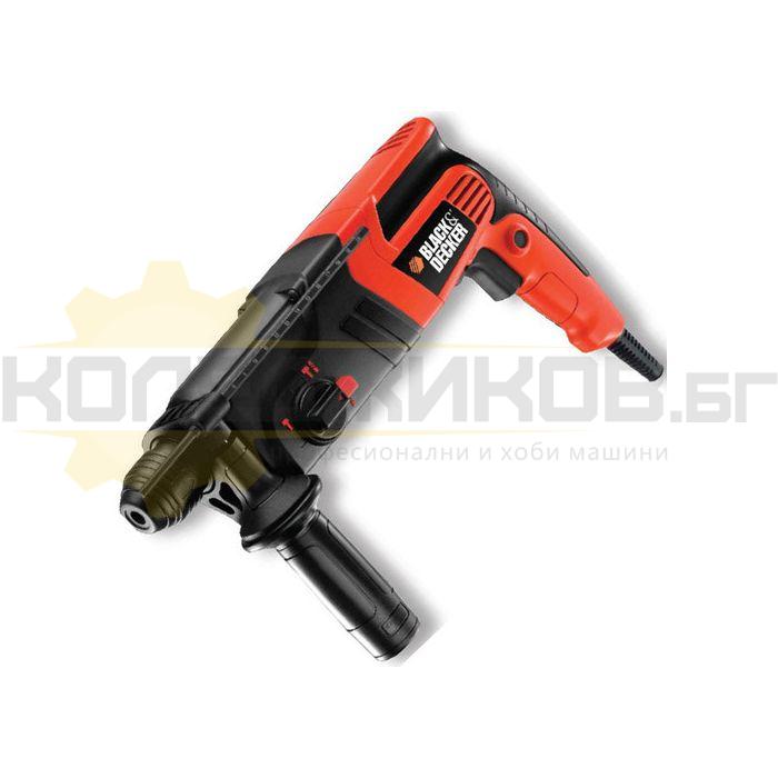 Електрически перфоратор SDS-plus BLACK+DECKER KD855KA - 1