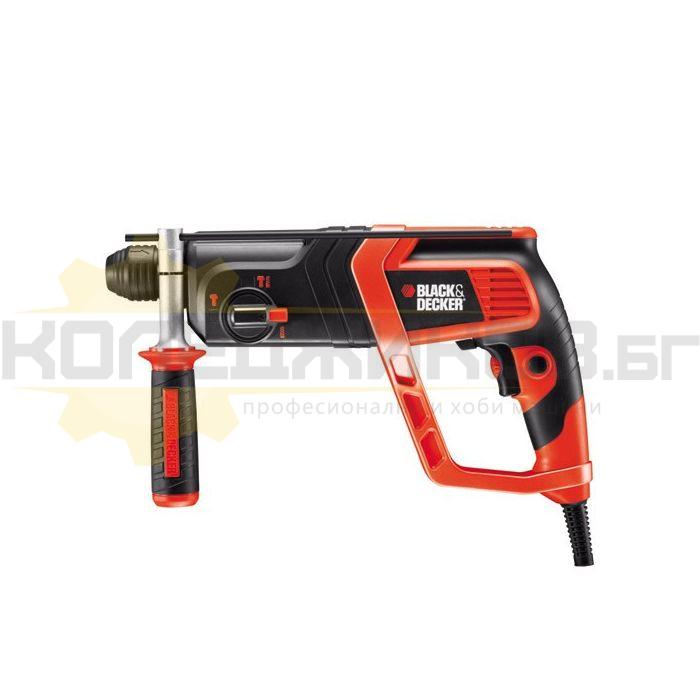 Електрически перфоратор SDS-plus BLACK+DECKER KD975KA - 1