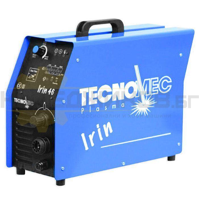 Инверторен апарат за плазмено рязане TECNOMEC IRIN 46 CC - 1