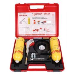 Газова горелка ROTHENBERGER Super Fire 4 Hot Box - 2