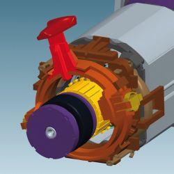 Електрически перфоратор SDS-plus SPARKY BPR 280CE HD - 3