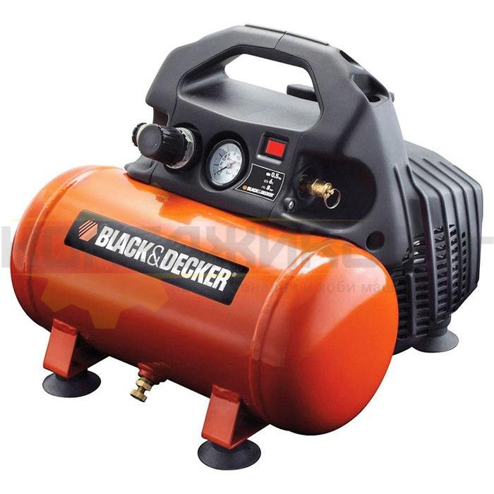 Компресор BLACK+DECKER BD55/6 - 1