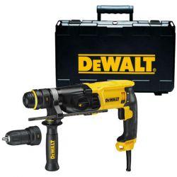 Електрически перфоратор SDS-plus DeWALT D25144K - 2