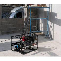Бензинов монофазен генератор за ток HONDA EC3600K1 - 6
