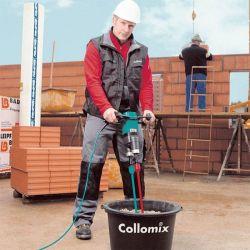 Бъркалка за строителни смеси COLLOMIX Xo 55 duo - 4
