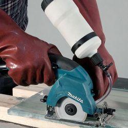 Акумулаторен ръчен циркуляр за мрамор и гранит MAKITA CC300DW - 3