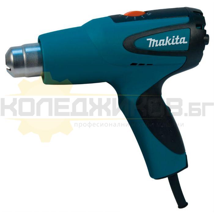 Пистолет за горещ въздух MAKITA HG551VK - 1