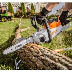 Акумулаторна резачка за дърва с батерия и зарядно STIHL MSA 120 C-BQ - 6