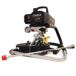 Машина за боядисване CIMEX AIRLESS X390 - 2