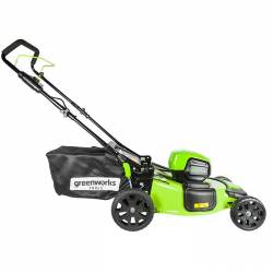 Акумулаторна косачка GreenWorks GD60LM51HP - 3