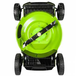 Акумулаторна косачка GreenWorks GD60LM51HP - 6