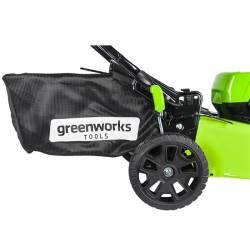 Акумулаторна косачка GreenWorks GD60LM51HP - 8