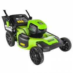 Акумулаторна косачка GreenWorks GD60LM51HP - 9