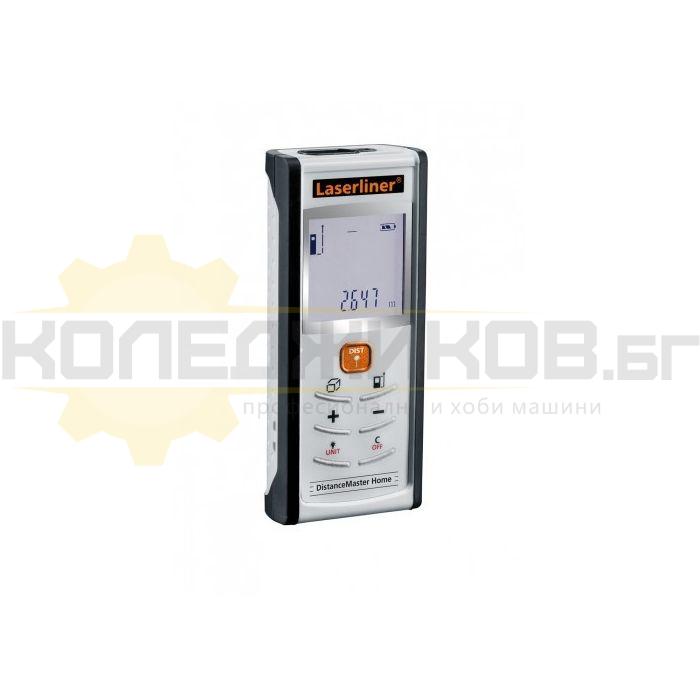 Лазерна ролетка LASERLINER DistanceMaster Home - 1