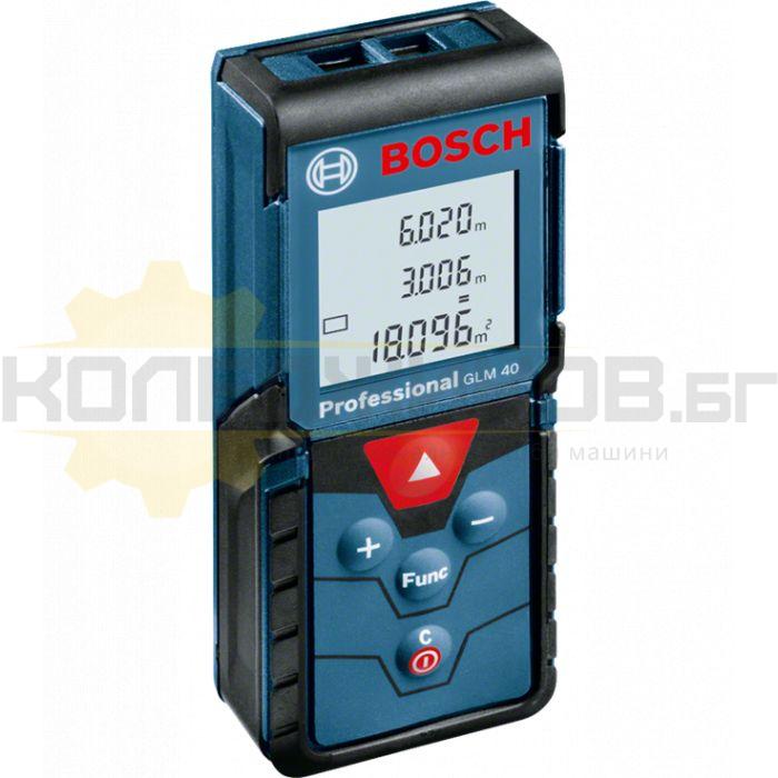 Лазерна ролетка BOSCH GLM 40 - 1