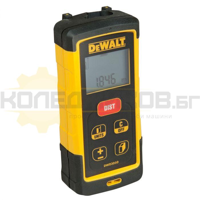Лазерна ролетка DeWALT DW03050 - 1