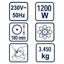 Електрическа полирмашина RAIDER RD-PC04 - 5