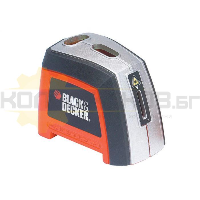 Лазерен нивелир BLACK+DECKER BDL120 - 1