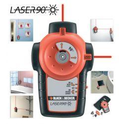 Лазерен нивелир BLACK+DECKER LZR5 - 3