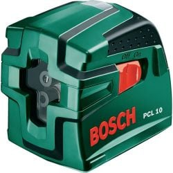 Лазерен нивелир BOSCH PCL 10 set - 2