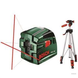 Лазерен нивелир BOSCH PCL 10 set - 3