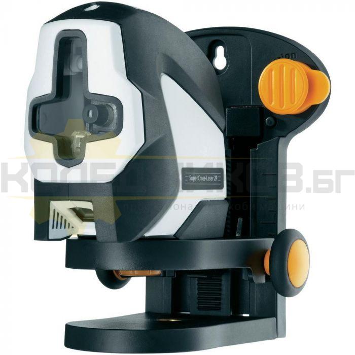 Лазерен нивелир LASERLINER SuperCross-Laser 2P - 1