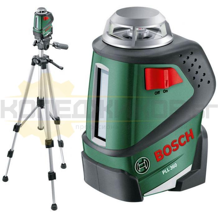 Лазерен нивелир BOSCH PLL 360 Set - 1