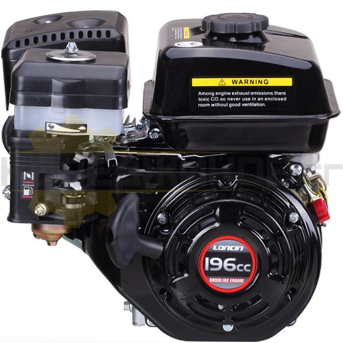 Бензинов четиритактов двигател LONCIN G 200F/U - 1