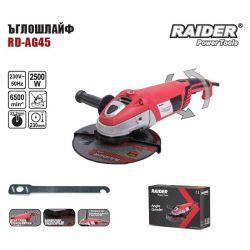 Електрически ъглошлайф RAIDER RD-AG45 - 6