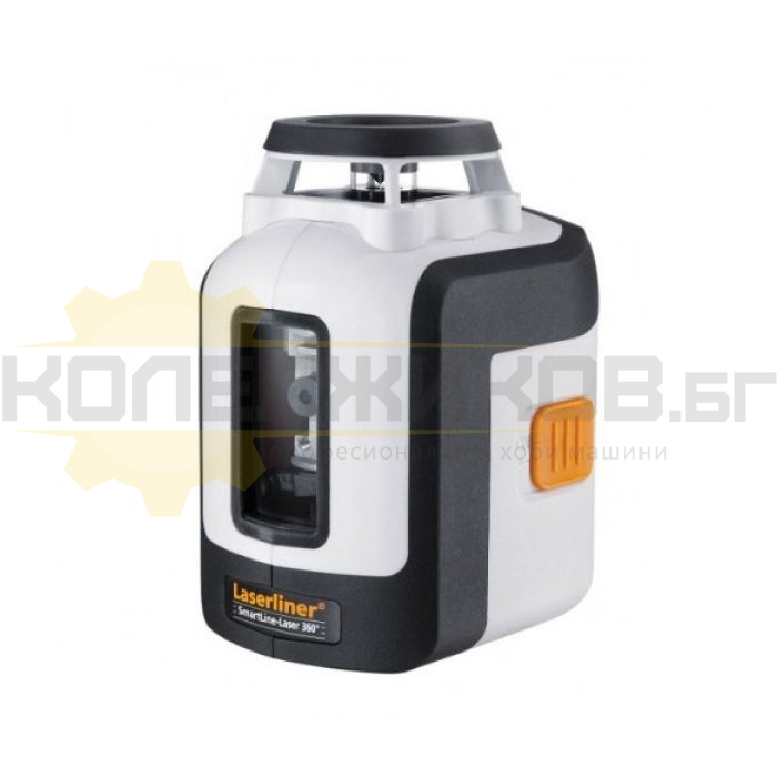 Лазерен нивелир LASERLINER SmartLine-Laser 360° set - 1