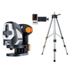 Лазерен нивелир с тринога LASERLINER SuperCross-Laser 2P - 4