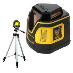 Лазерен нивелир STANLEY SLL 360 set - 3