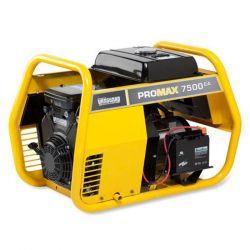 Бензинов монофазен генератор с ел старт и AVR BRIGGS & STRATTON ProMax 7500EA - 3