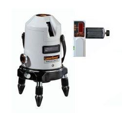 Лазерен нивелир LASERLINER AutoCross-Laser 2C RX - 2