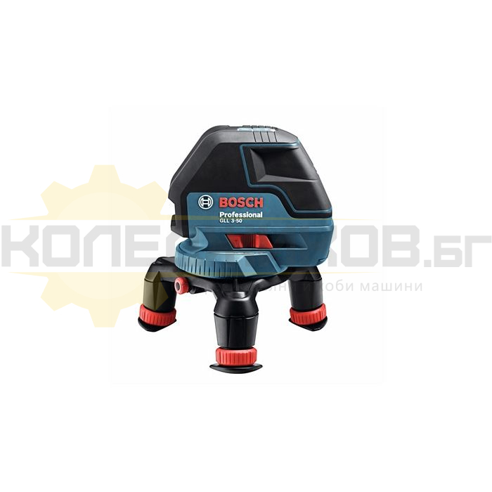 Лазерен нивелир BOSCH GLL 3-50 - 1