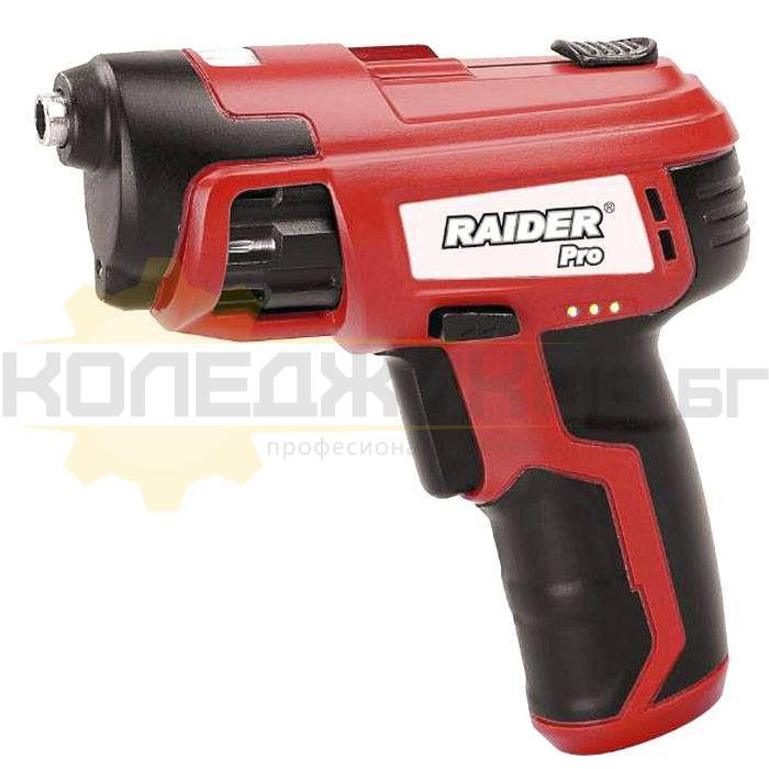 Акумулаторна револверна отвертка RAIDER RDP-CSCL02 - 1