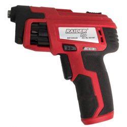 Акумулаторна револверна отвертка RAIDER RDP-CSCL02 - 4