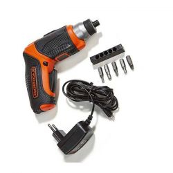 Акумулаторна отвертка BLACK+DECKER CS3653LC - 2