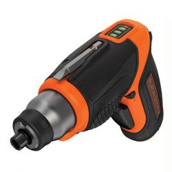 Акумулаторна отвертка BLACK+DECKER CS3653LC - 3