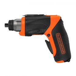 Акумулаторна отвертка BLACK+DECKER CS3653LC - 4