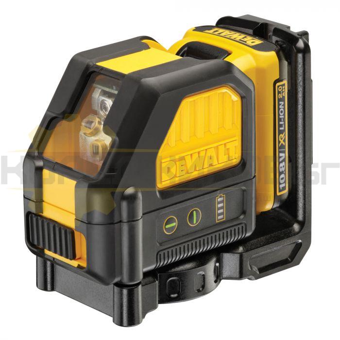 Лазерен нивелир DeWALT DCE088D1G - 1