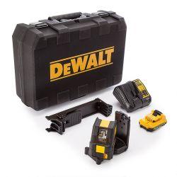 Лазерен нивелир DeWALT DCE088D1G - 7