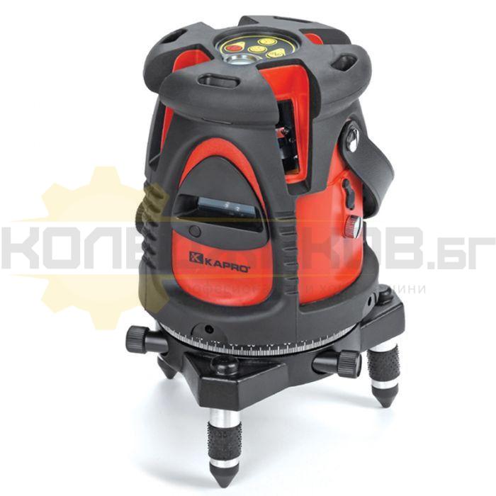 Лазерен нивелир KAPRO 895 Prolaser All-Lines - 1