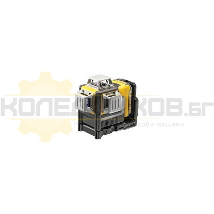 Лазерен нивелир DeWALT DCE089D1G - 1