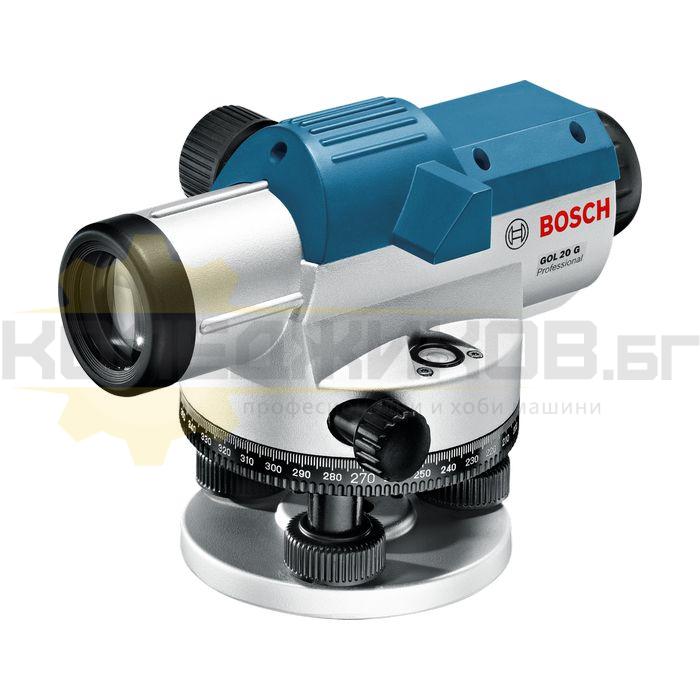 Оптичен нивелир BOSCH GOL 26 G Professional - 1