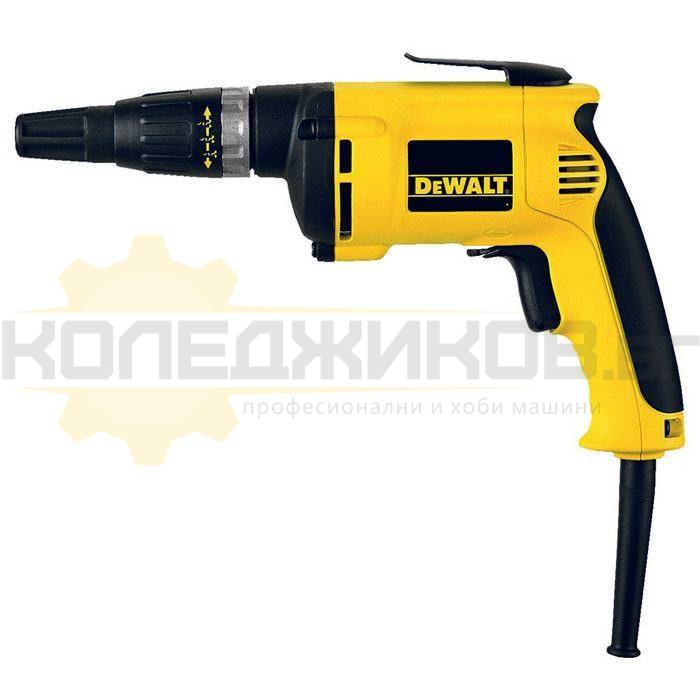 Електрически винтоверт DEWALT DW275K - 1
