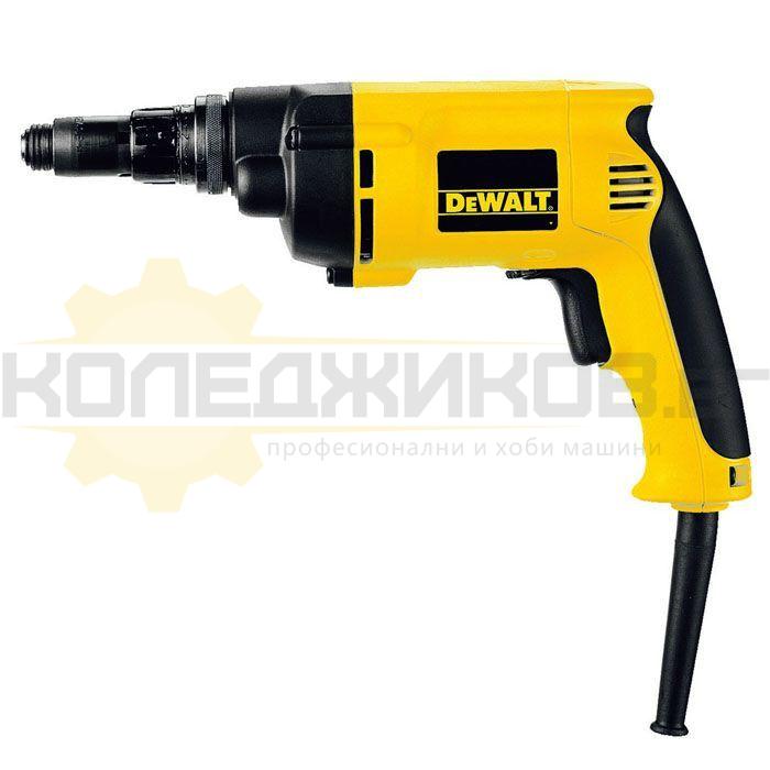 Електрически винтоверт DeWALT DW268K - 1