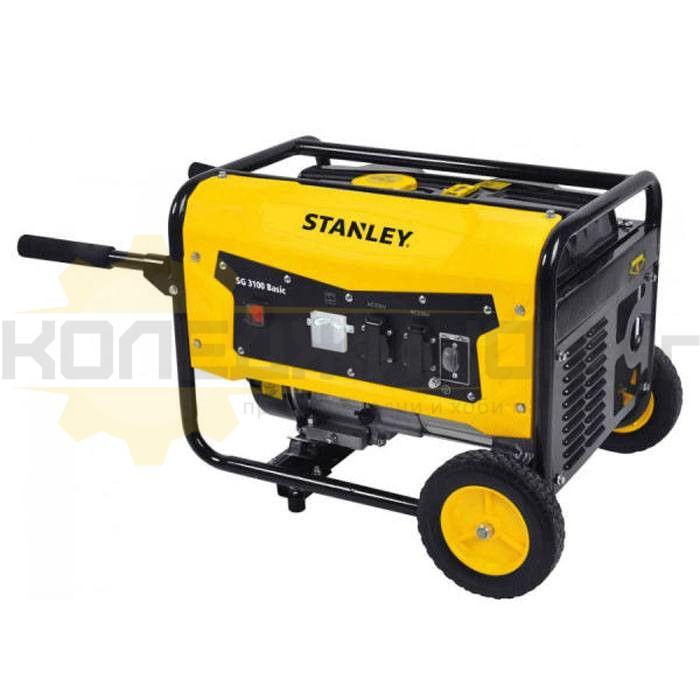 Бензинов монофазен генератор с AVR STANLEY SG3100 Basic - 1